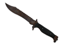 ★ Bowie Knife | Rust Coat